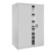 Sandusky Jumbo Steel Storage Cabinet 72