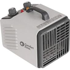 Comfort Zone HeaterFan Electric 750 W