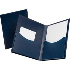 Oxford Double Stuff Poly Folders 8