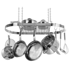 Range Kleen Pot Rack Stainless Steel