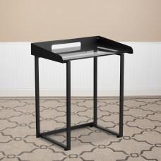Flash Furniture 27 12 W Tempered
