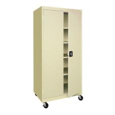 Sandusky Mobile Steel Storage Cabinet 78