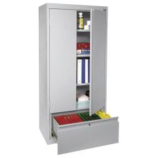 Sandusky Full Height Steel Storage Cabinet