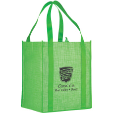 Custom Colossal Grocery Tote Bag 15
