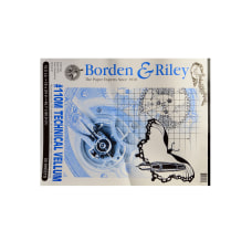 Borden Riley 110M Technical Vellum 18