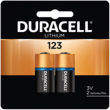 Duracell Lithium Photo Battery For Camera