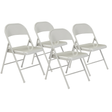 National Public Seating Commercialine Folding Chairs