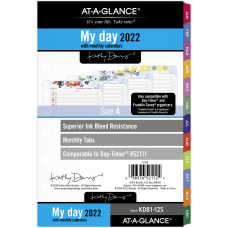 AT A GLANCE Kathy Davis DailyMonthly