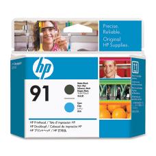 HP C9460A Matte BlackCyan Printhead