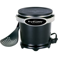 Presto FryDaddy Deep Fryer 1 quart