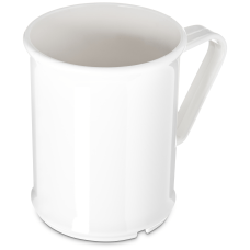 Carlisle Polycarbonate Handled Mugs 96 Oz