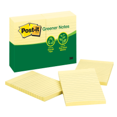 Post it Greener Notes 4 x
