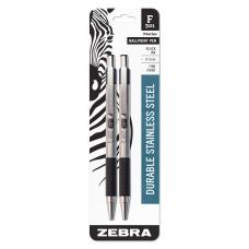 Zebra BCA F 301 Ballpoint Pens