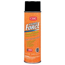 CRC HydroForce Foaming All Purpose Aerosol