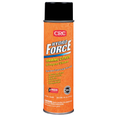 CRC HydroForce Foaming All Purpose Cleaners