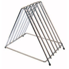 Winco 6 Slot Cutting Board Rack