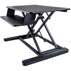 StarTechcom Sit Stand Desk Converter Large