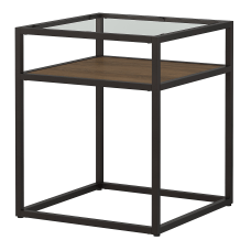Bush Furniture Anthropology Glass Top End