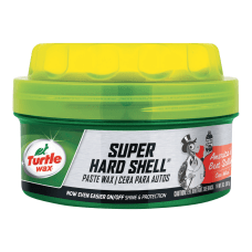 Turtle Wax Super Hard Shell Paste