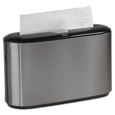 Tork Xpress Countertop Towel Dispenser BlackStainless