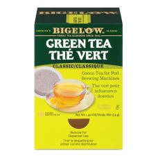 Bigelow Green Tea Single Serve Pods