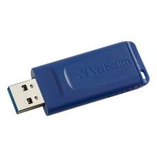 Verbatim 128GB USB Flash Drive Blue