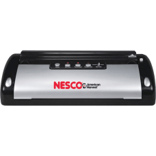 Nesco Vacuum Sealer Black For Home