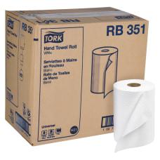 Tork Universal 1 Ply Hardwound Paper
