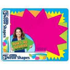 ArtSkills Poster Board Pre Cut Shapes