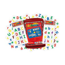 Barker Creek Magnets Learning Magnets Alphabet