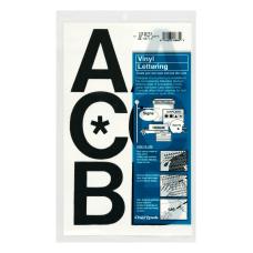 Chartpak Pickett Vinyl Letters 3 Black