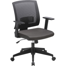 Lorell Soho Mid Back Task Chair