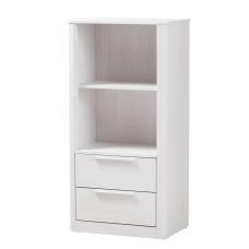 Baxton Studio Kaan 2 Shelf Bookcase