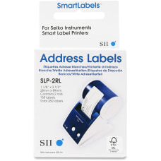 Seiko SmartLabel Address Labels SKPSLP2RL 1