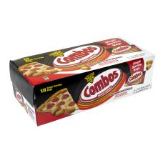 Combos Pepperoni Pizza Cracker Baked Snacks