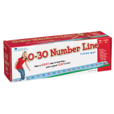 Learning Resources 0 30 Number Line