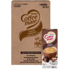 Coffee mate Liquid Creamer Tub Singles