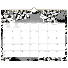 Cambridge Amelia Monthly Wall Calendar 11