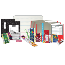 Basic 16 Piece School Kit Grades
