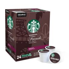 Starbucks Single Serve Coffee K Cup