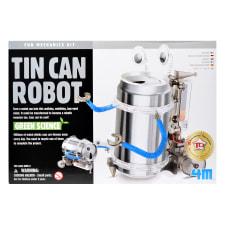 4Fun 4M Tin Can Robot Kit