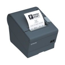 Epson TM T88V Monochrome Black And