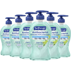 Softsoap Antibacterial Liquid Hand Soap Pump