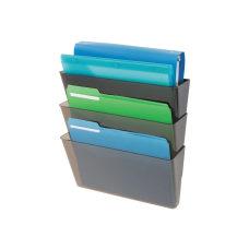deflect o Stackable Wall File Pocket
