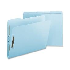 Nature Saver Pressboard Fastener Folders Letter