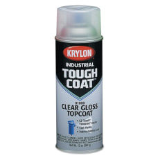 Krylon Tough Coat Acrylic Alkyd Enamel