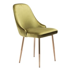 Zuo Modern Merritt Dining Chair Green