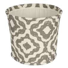 Realspace Small Canvas Storage Bin Medium