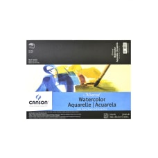Canson Montval Watercolor Paper 15 x