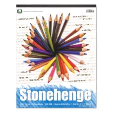 Rising Stonehenge Drawing Pad 11 x